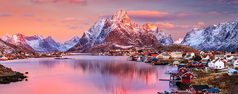Lofoten Islands Norway - 5 Day Photography Tour
